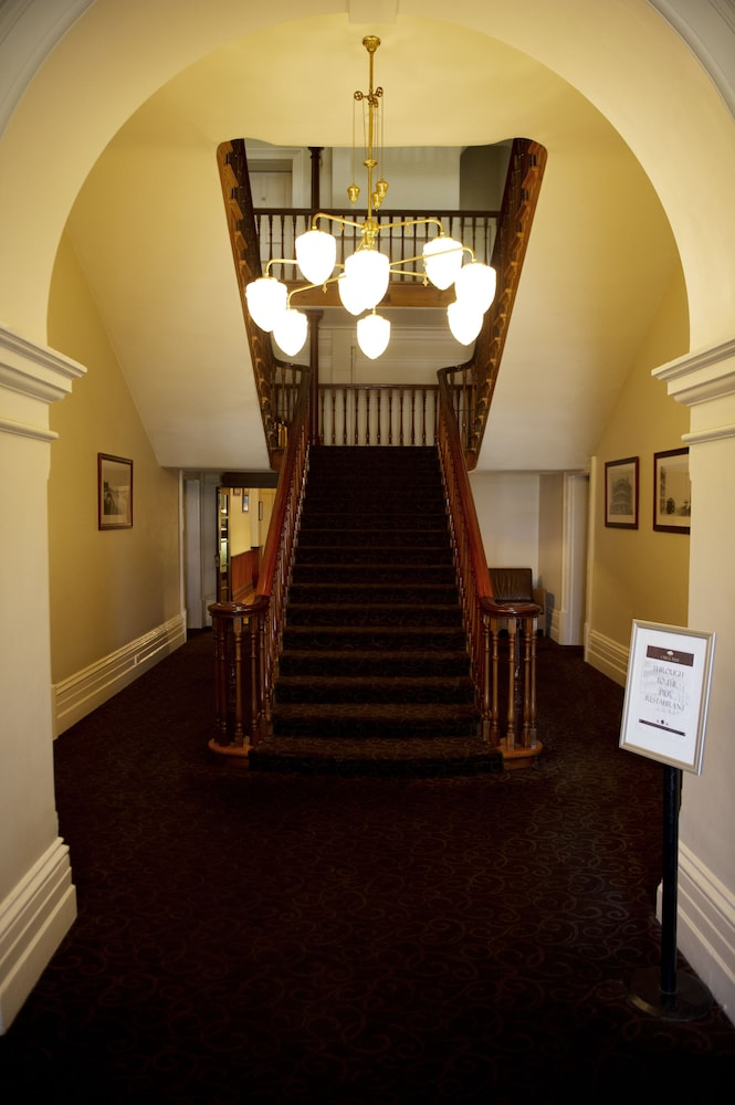 Staircase, Largs Pier Hotel Motel