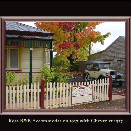Ross B&B Accommodation