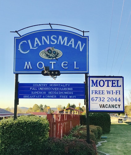 Clansman Motel Glen Innes Nsw