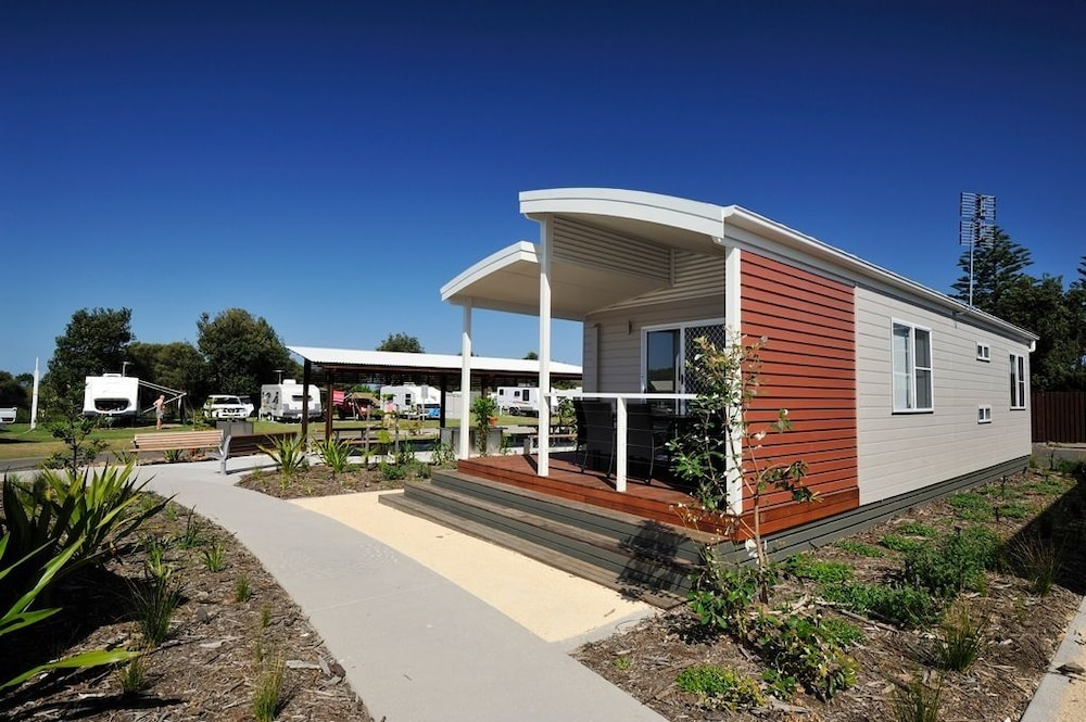 Exterior, NRMA Stockton Beach Holiday Park