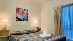 Premium bedding, down duvets, in-room safe, individually furnished