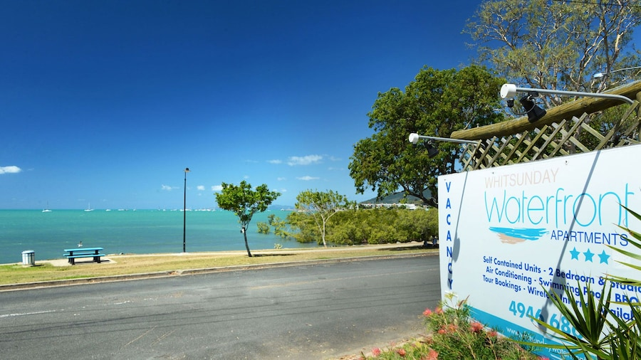 Whitsunday Waterfront Apartments