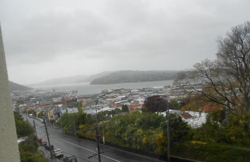 View from Property, Dunedin Lodge