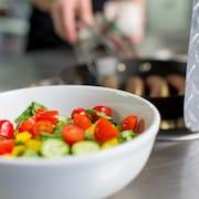 Cucina condivisa