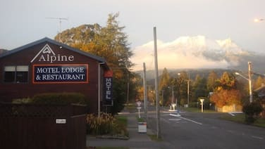 Alpine Motel & Backpackers Lodge