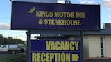 Kings Motor Inn & Steakhouse - Roma Hotels