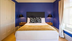Premium bedding, pillow-top beds, minibar, iron/ironing board