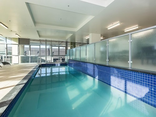 Indoor Pool, Proximity Waterfront Apartments