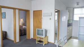 Iron/ironing board, free WiFi, wheelchair access
