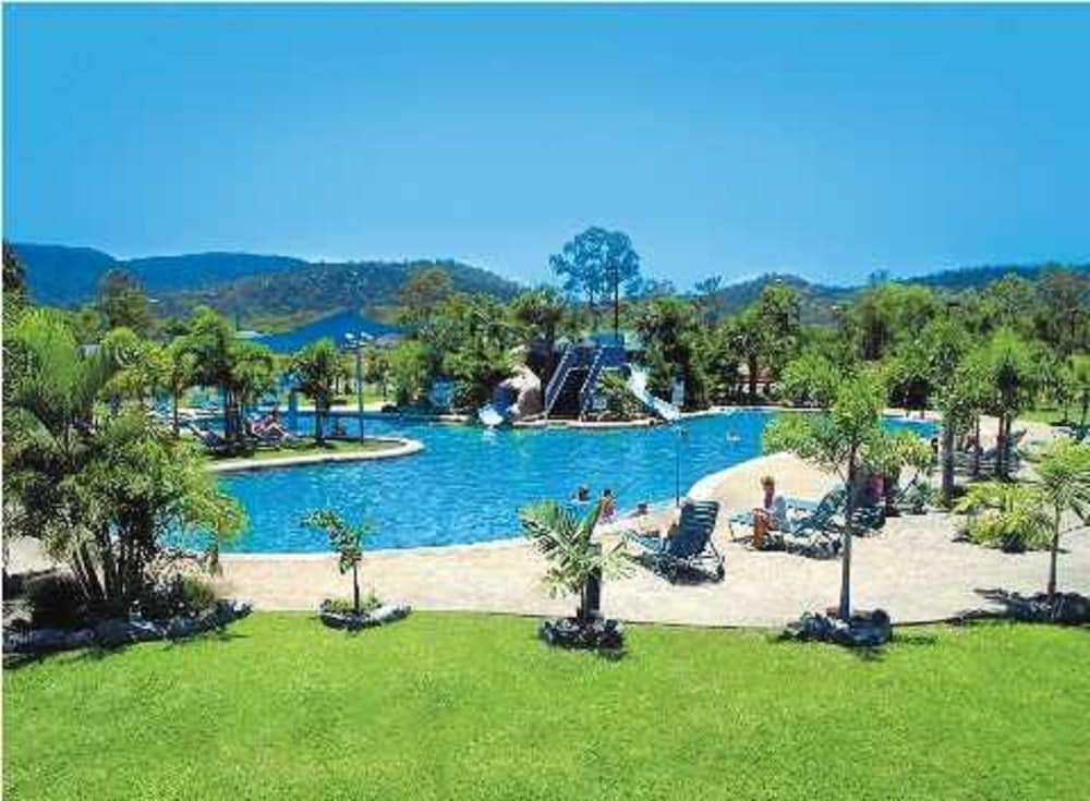 Outdoor Pool, BIG4 Adventure Whitsunday Resort
