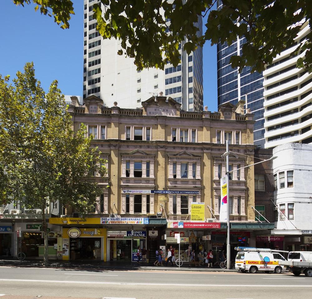 The George Street Hotel Hostel Sydney Hotelbewertungen 2019