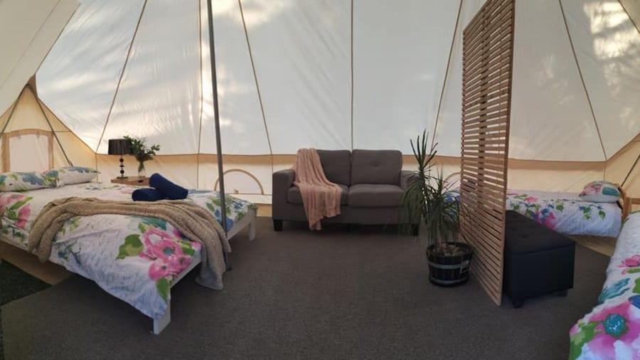 Zeehan Bush Camp