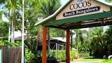Cocos Beach Bungalows - Cable Beach Hotels