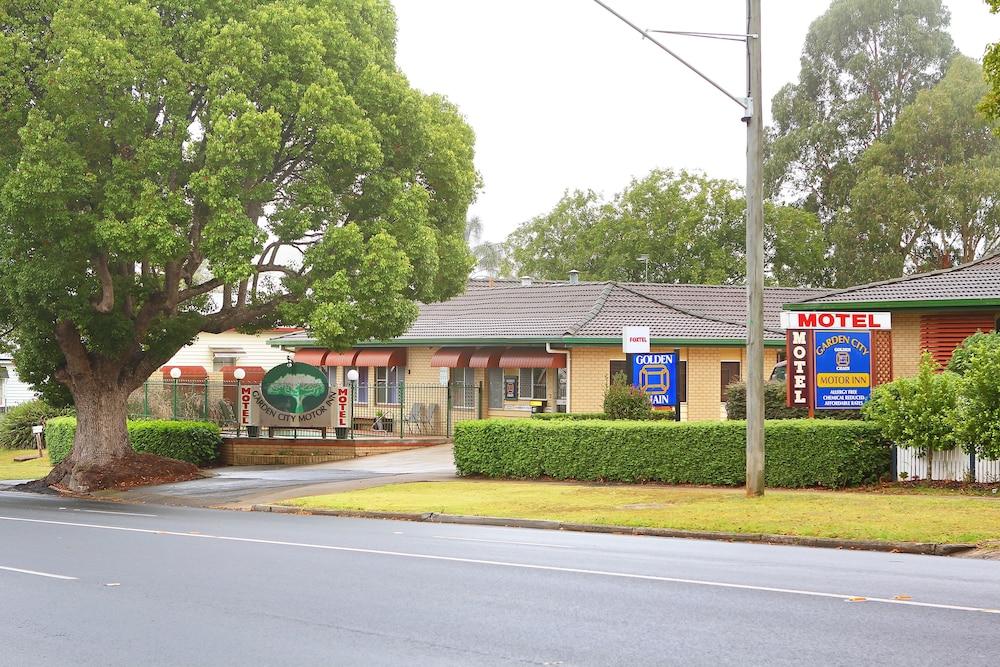 Garden City Motor Inn Toowoomba Reviews