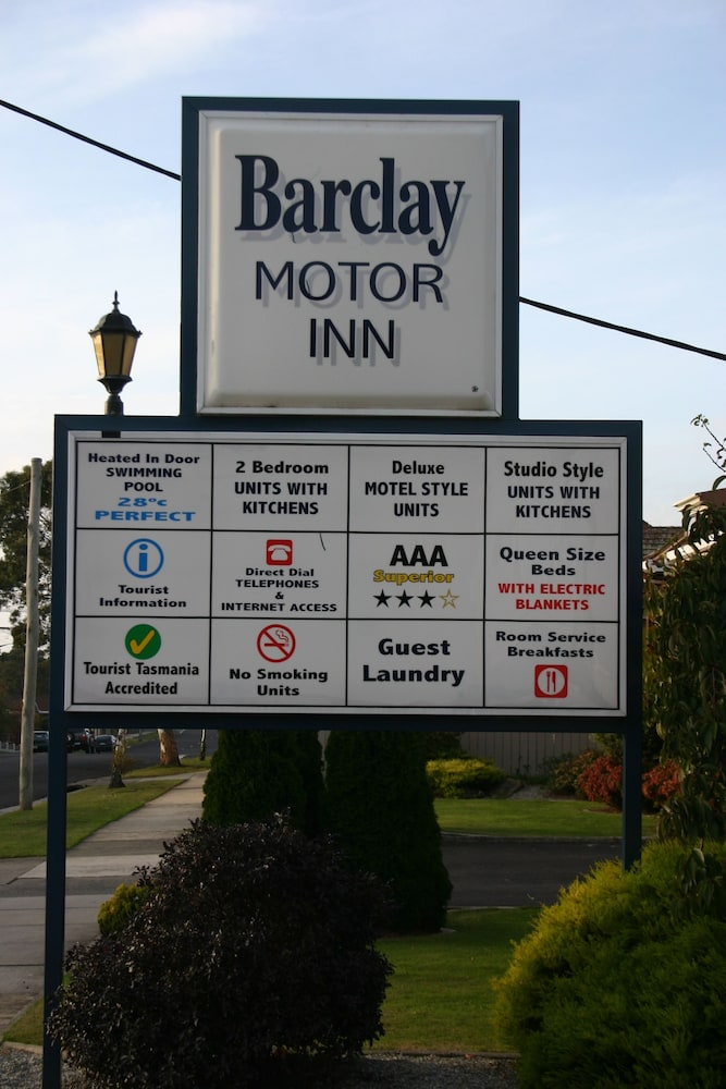 Barclay motor inn devonport aus best price guarantee for North american motor inn banquet hall