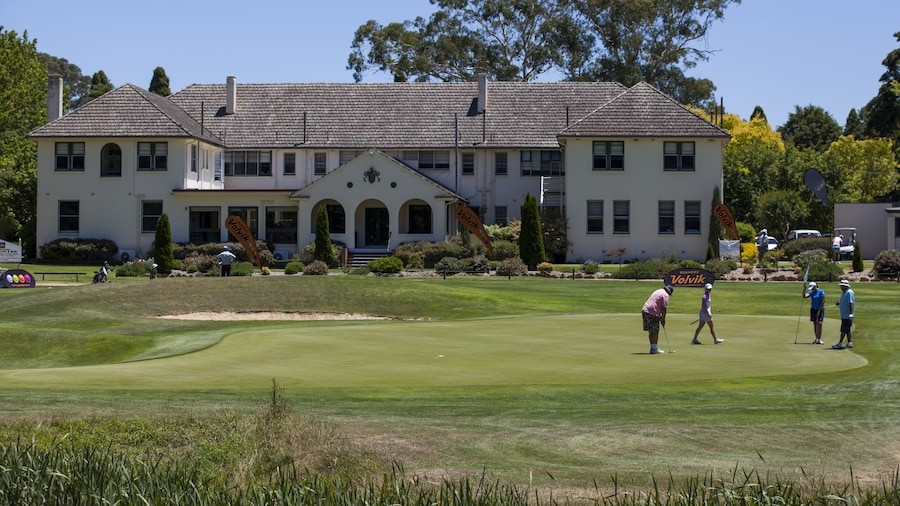 The Dormie House - On The Golf Course