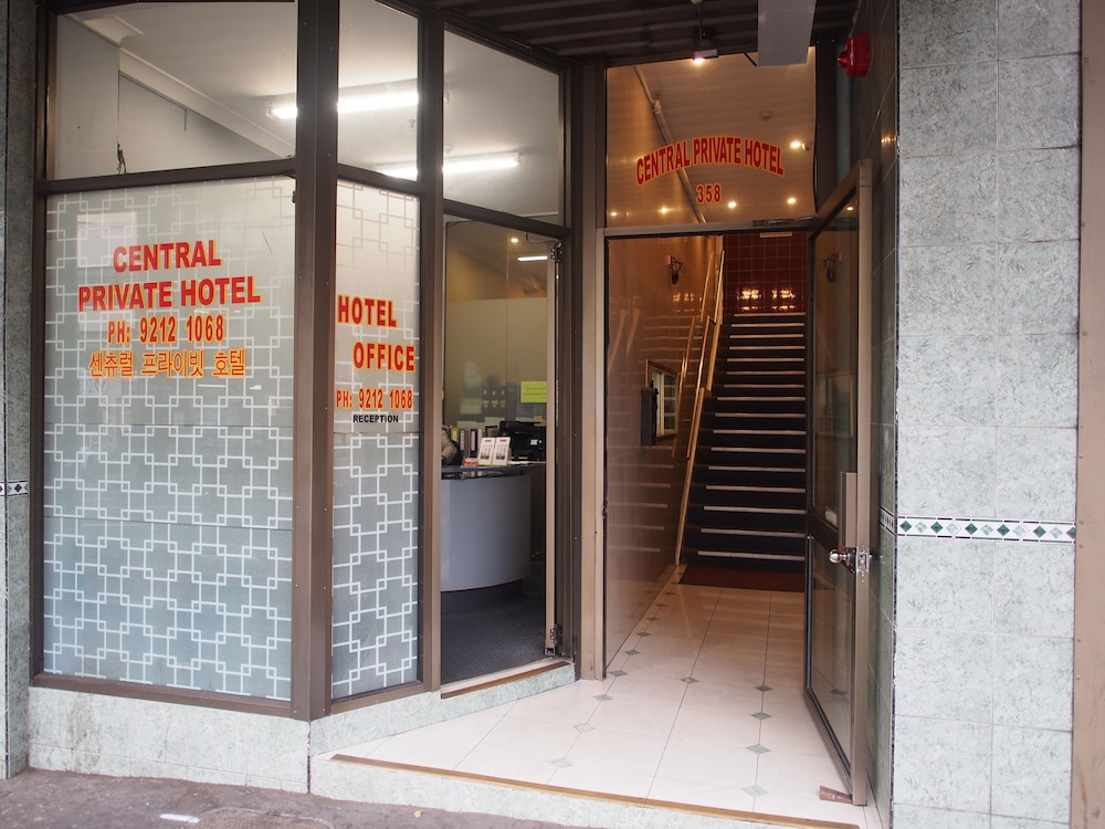 Central Private Hotel Sydney Hotelbewertungen 2019 Expedia De