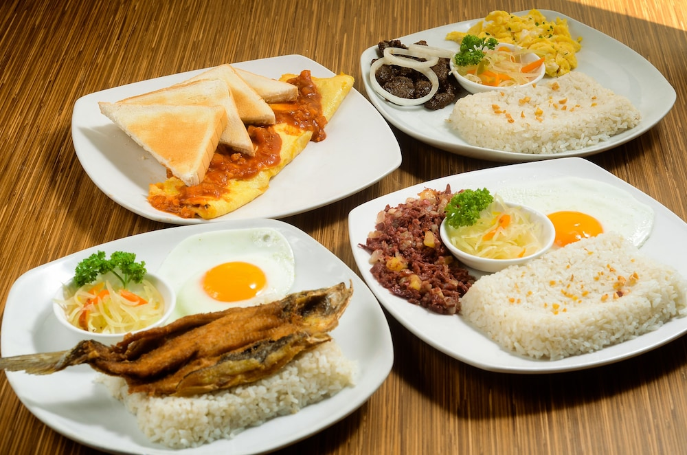 Food and Drink, Go Hotels Iloilo
