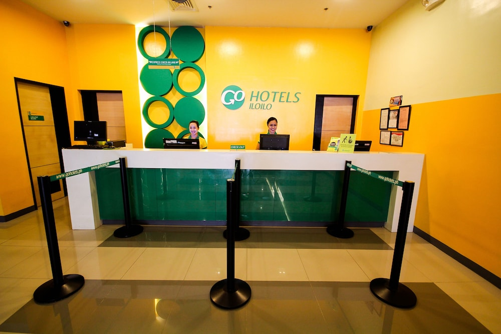 Check-in/Check-out Kiosk, Go Hotels Iloilo