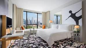 意大利 Frette 床單、高級寢具、特厚豪華床墊、迷你吧