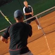 Tennisplatz