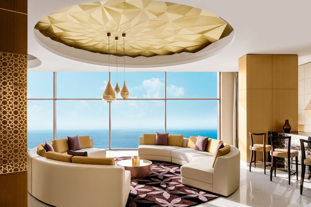 Living Room, Fairmont Ajman