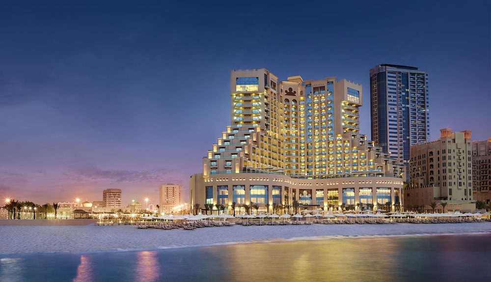 Front of Property - Evening/Night, Fairmont Ajman