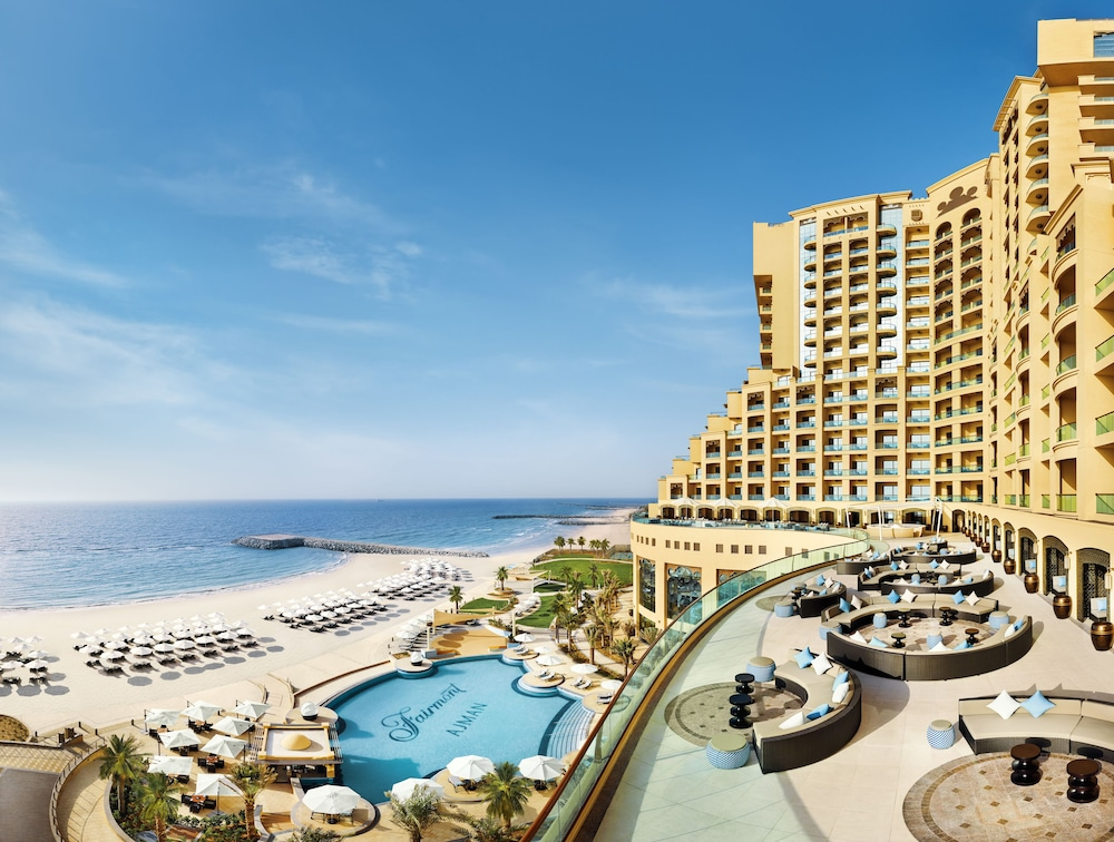Featured Image, Fairmont Ajman