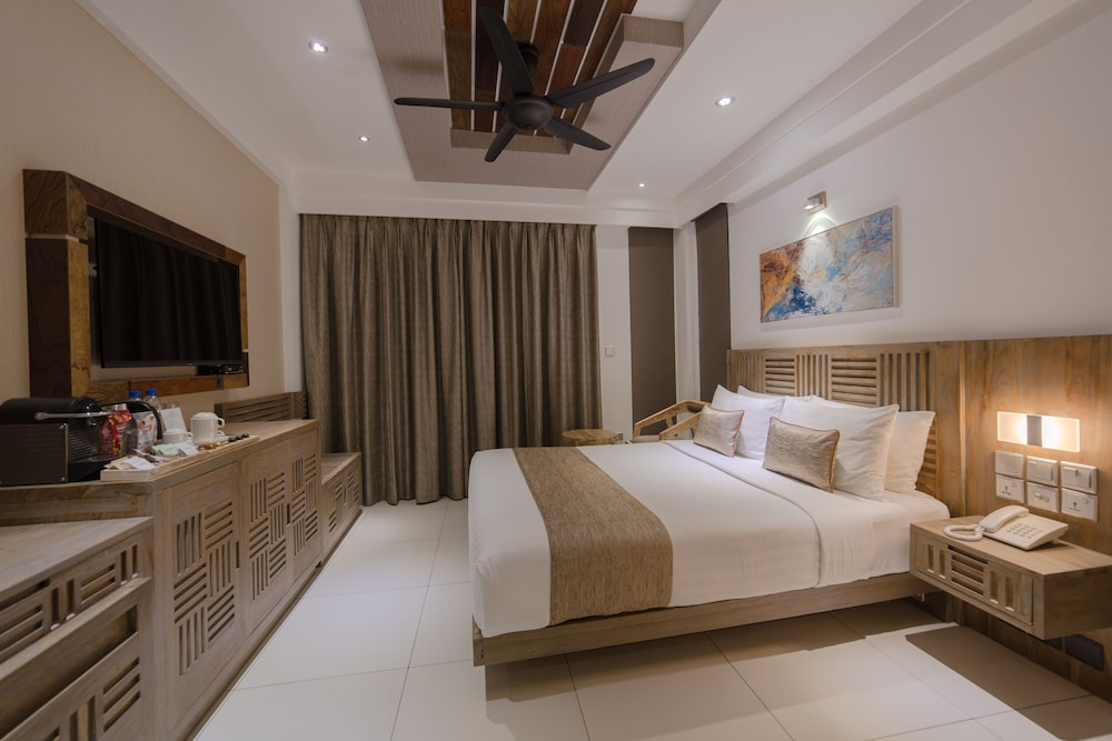 Room, Hotel Ocean Grand at Hulhumale