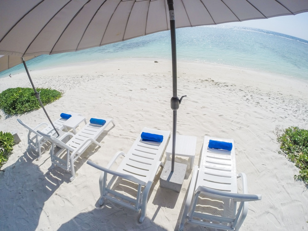 Beach, Hotel Ocean Grand at Hulhumale