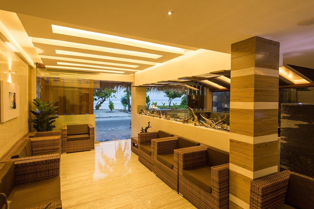 Lobby, Hotel Ocean Grand at Hulhumale
