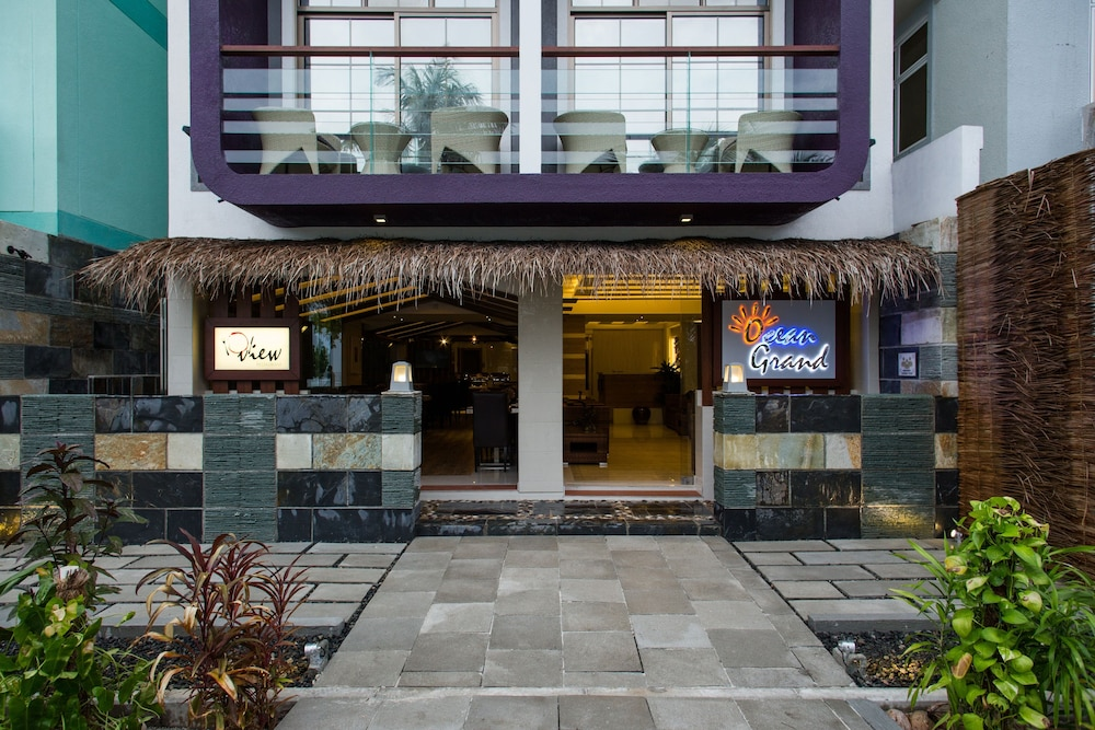Property Entrance, Hotel Ocean Grand at Hulhumale