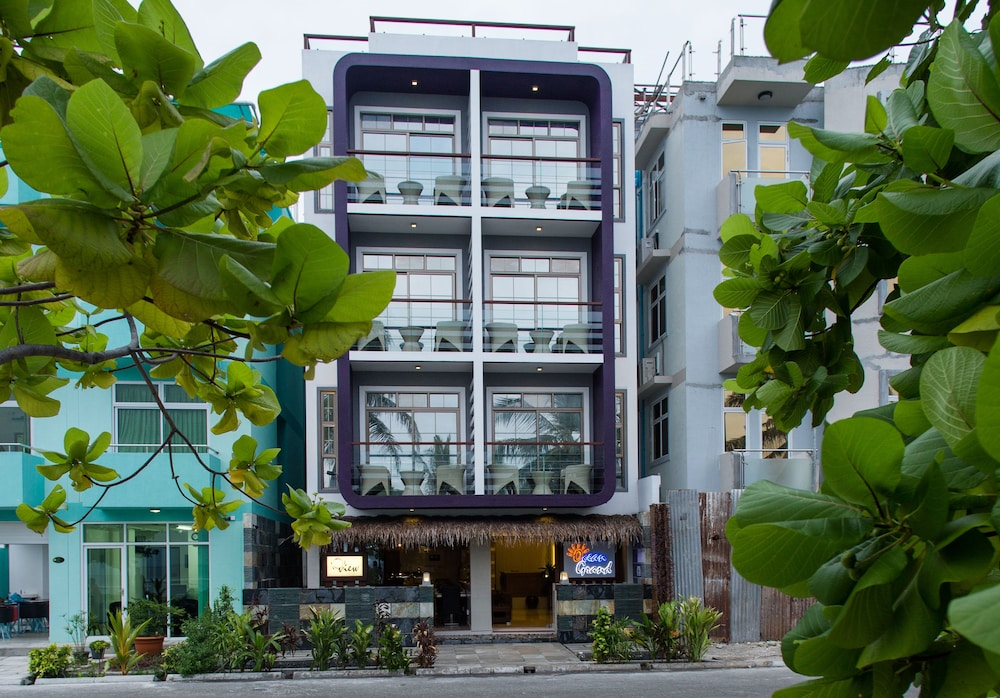 Front of Property, Hotel Ocean Grand at Hulhumale
