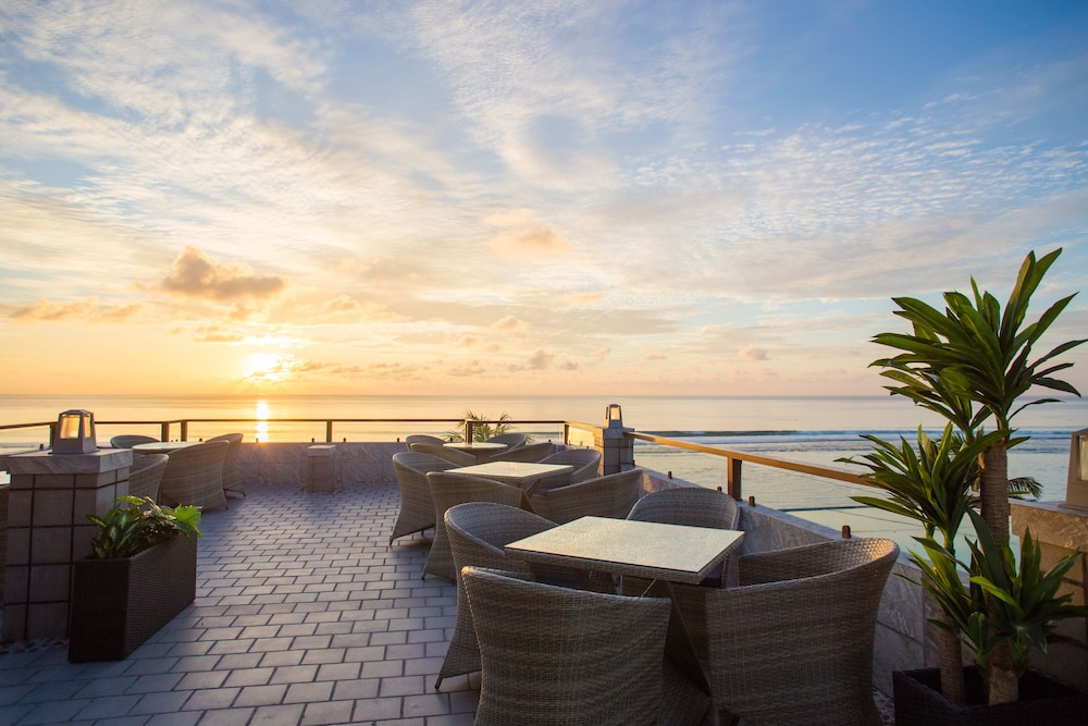 Terrace/Patio, Hotel Ocean Grand at Hulhumale