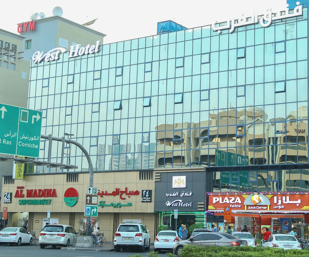 Featured Image, West Hotel