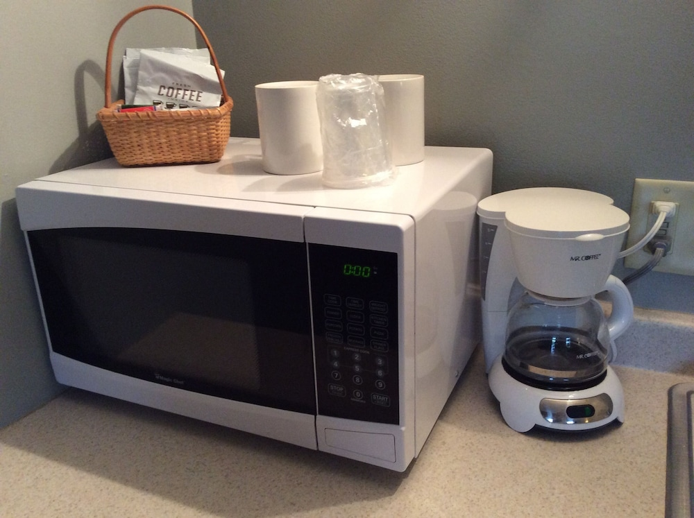 Microwave, The Rosewood Inn at Rye