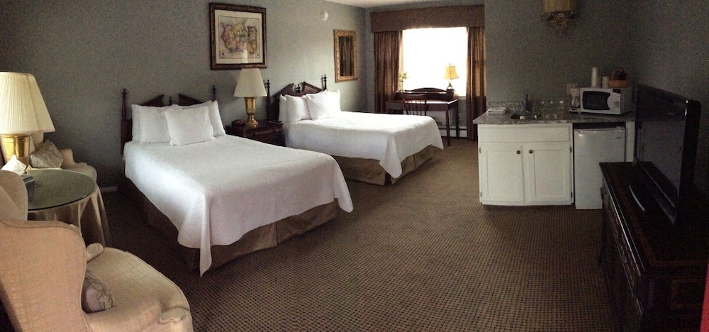 Room, The Rosewood Inn at Rye