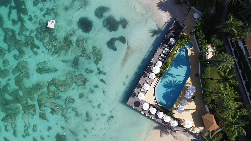 Aerial View, Cove Suites at Blue Waters