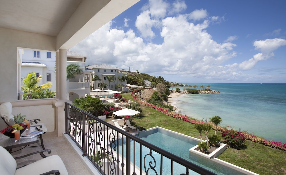 Balcony, Cove Suites at Blue Waters