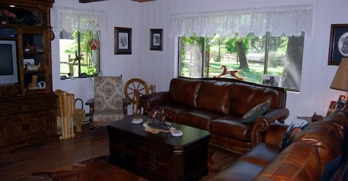 Interior, Lonesome Dove Guest Ranch