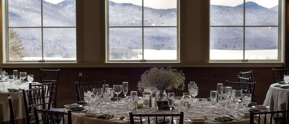 Indoor Wedding, The Mountain Top Inn & Resort