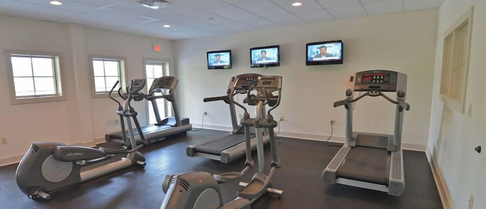 Fitness Facility, The Mountain Top Inn & Resort