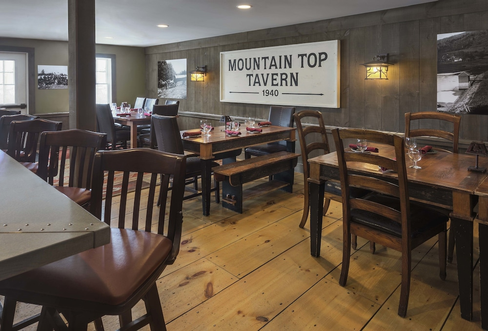 Restaurant, The Mountain Top Inn & Resort