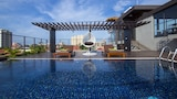 The Palm Boutique Hotel & Residence - Phnom Penh Hotels