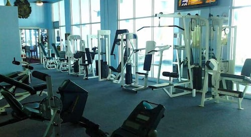 Fitness Facility, Americano Beach Resort