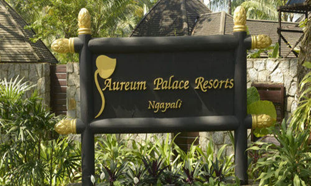 Front of Property, Aureum Palace Hotel & Resort Ngapali