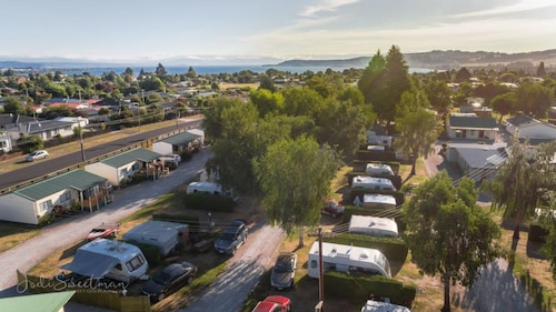 All Seasons Kiwi Holiday Park Taupo