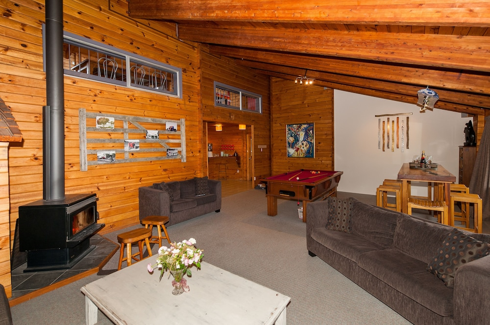 Interior, Breckenridge Lodge