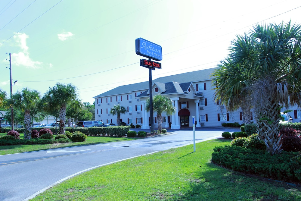 Exterior, Ashton Inn & Suites