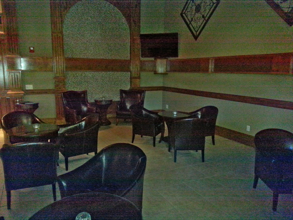 Lounge, Ashton Inn & Suites